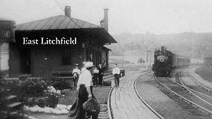 East Litchfield Depot. 1900