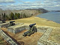 Fort Donelson river battery (1)