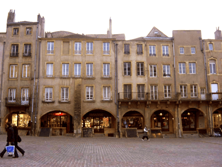 Place St Louis Metz 4