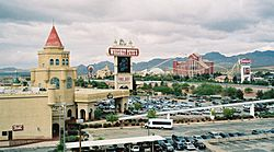 Downtown Primm off Interstate 15