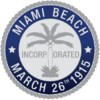 Official seal of Miami Beach, Florida