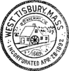 Official seal of West Tisbury, Massachusetts