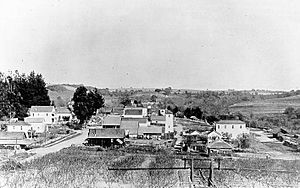 Forestville, California (1909)