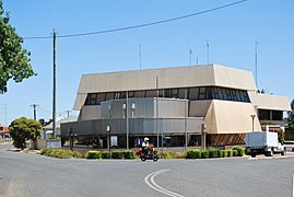 West Wyalong Bland Shire Council Offices