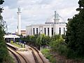 Bait-ul-Futuh Mosque in London