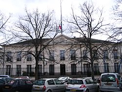 Prefecture building of the Indre department