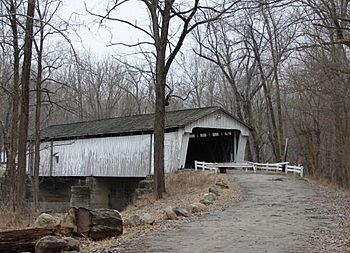Darlington-covered-bridge