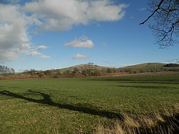Farmland to the north of Newtyle (geograph 5317535).jpg