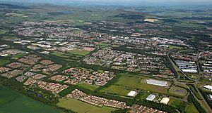 Glenrothes Aerial Picture