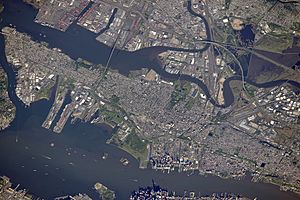 ISS-43 Jersey City