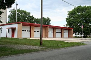 Ivesdale Illinois Fire Station