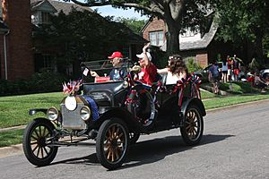 Lakewood Dallas 4th of July Parade