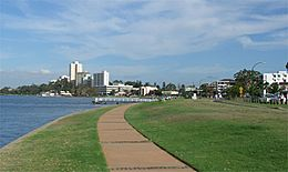 South Perth Foreshore 2005-03-30