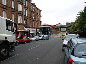 Springburn Road - geograph.org.uk - 553386