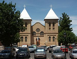 San Albino Church Mesilla