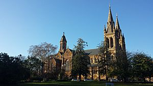 St Peter's Cathedral Adelaide 2014