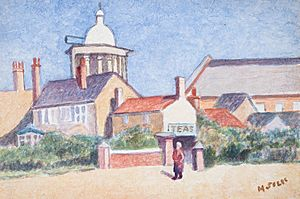 The Kursaal, Southend - Henry Silk - circa 1930