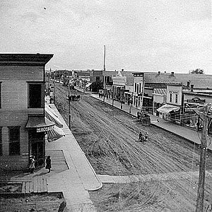 Chamberlain, South Dakota (1911)