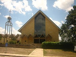 First Baptist Church of Bandera, TX Picture 093