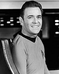 James Doohan Scotty Star Trek