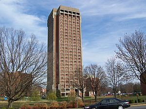 Pearce Ford Tower (Bowling Green, Kentucky)