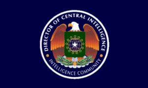 Flag of the U.S. Director of Central Intelligence
