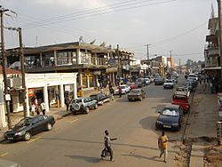 Mbarara at Sundown
