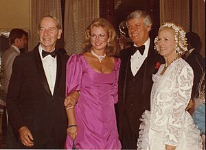 Mr. and Mrs. C.V. Whitney and Governor and Mrs. John Y. Brown 001