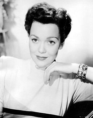 Promotional photograph of Jane Wyman