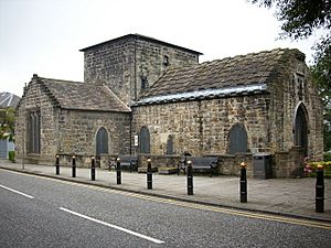 St. Mary's Church. Queensferry. - geograph.org.uk - 962247