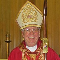 Bishop Flores of San Diego