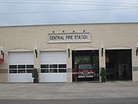Central Fire Station in Henderson, TX IMG 2973