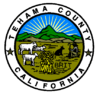 Official seal of Tehama County, California