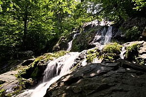 Dark Hollow Falls Shenandoah NP 2007