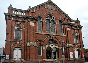 Grove Street Methodist Church, Retford, Nottinghamshire