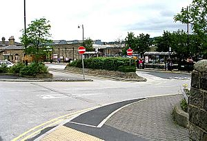 Bus Station - Station Road - geograph.org.uk - 475502