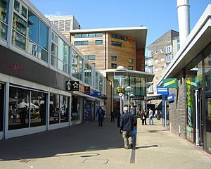 Feltham, The Centre 1