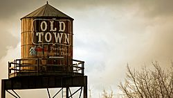 Old Town tower, Portland Oregon.jpg