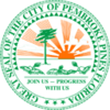 Official seal of City of Pembroke Pines