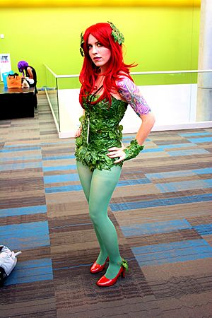 Poison Ivy Cosplay (14236410365)