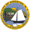 Official seal of Kingston