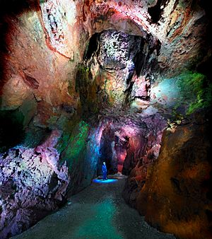 The Great Masson Cavern
