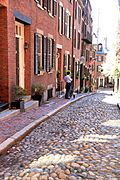 USA-Boston-Beacon Hill0