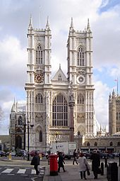Westminster Abbey London 900px