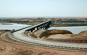 Afghanistan - Tajikistan Bridge Completion
