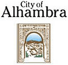 Official logo of Alhambra, California