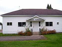 The Emery Town Hall