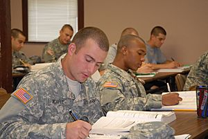 Flickr - The U.S. Army - A class act, Army Prep School graduates 2,000 in first year