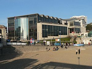 Bournemouth, the Waterfront building - geograph.org.uk - 670298