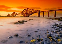 Forthrailbridgefromsouthqueensferry